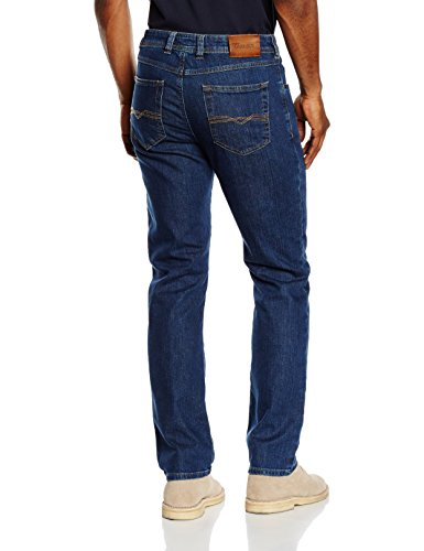 Atelier GARDEUR Herren Straight Jeans Blau (Stone Blue 67)