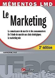 Mémentos LMD - Le marketing