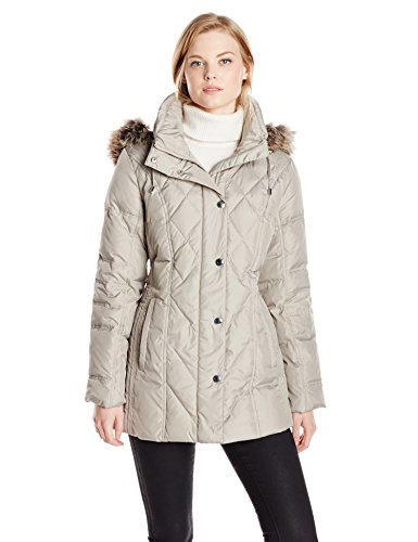 london-fog-womens-down-coat-with-diamond-quilt-pearl-small
