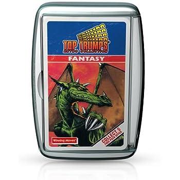 Top Trumps Fantasy Retro Card Game