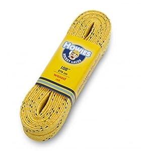 Schnürsenkel gewachst 180-304 cm Howies Laces waxed gelb