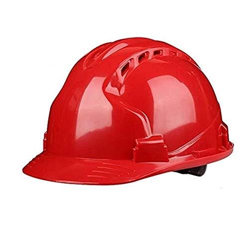 Kostüm Weiblich Bauarbeiter - WYNZYSLBD Bauarbeiterhelm for Schutzhelme, Mit Belüftetem 4-Punkt-Bauarbeiterhelm Mit Belüftung (Color : C)