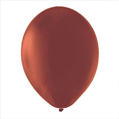 Amscan Luftballon, Latex, Cream Orchard, 11""