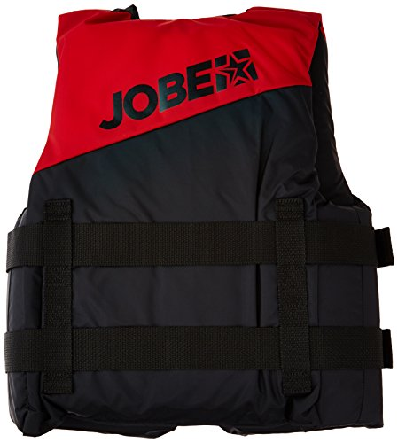 Jobe Jungen Westen Progress Vest, Rot, One size, 244815006PCS.