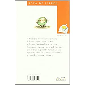 Cama y cuento (Literatura Infantil (6-11 Años) - Sopa De Libros)
