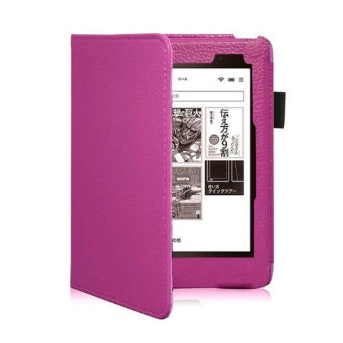 'Funda con tapa carcasa piel para eBook reader Mondadori Kobo Aura One...