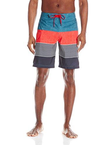 Oakley, Pantaloni corti da trekking Uomo Rosso (Red Line)