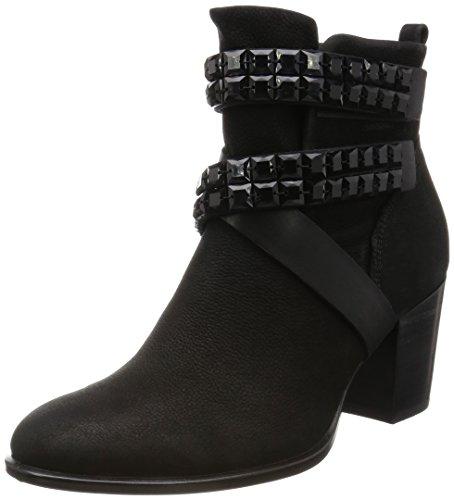 Ecco Shape 55, Bottes Classiques Femme Noir (BLACK/BLACK51707)