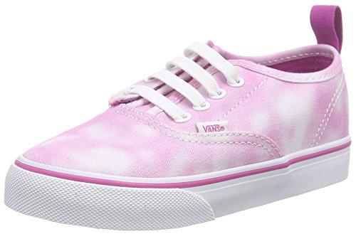 Vans Unisex Baby Authentic V Lace Krabbelschuhe, Pink (tie Dye/Rose Violet), 25 EU