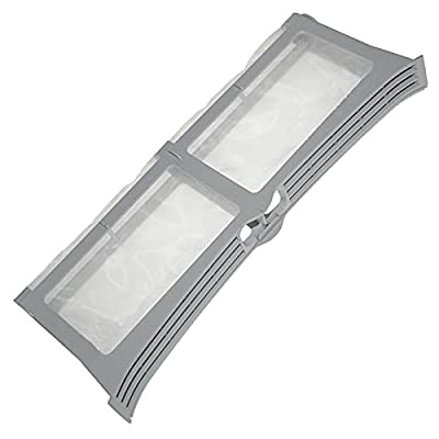 SPARES2GO Fluff & Lint Filter for Hoover Tumble Dryer from SPARES2GO