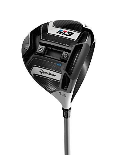 TaylorMade Golf M3 460 Twist Face Golf Driver 10.5° Tensei Red Regular RH 460cc 10.5 Degree Tensei White