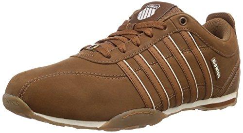 k-swiss-arvee-15-herren-sneakers-braun-cognac-saddle-antique-white-213-42-eu-8-herren-uk