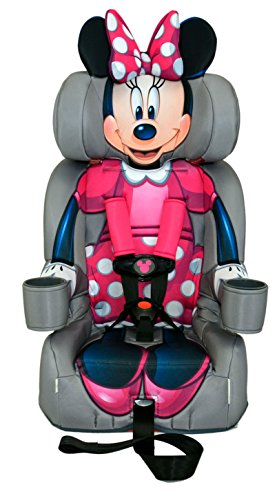 Kids Embrace KidsEmbrace Friendship Combination Booster Car Seat, Minnie Mouse