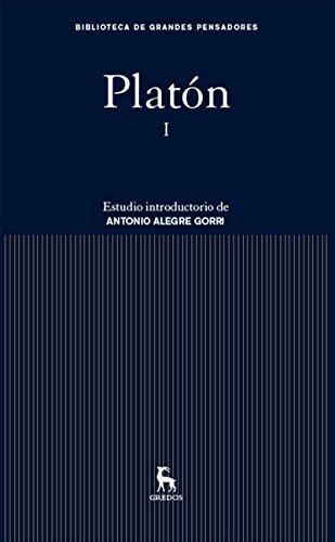 Platón I (Biblioteca Grandes Pensadores) por Platón
