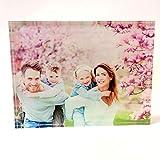 Bilderdepot24 Ihr Foto Wunschmotiv als Acrylblock - die perfekte Objekt-Präsentation - 15 x 10 cm