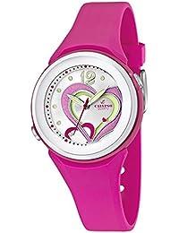 Calypso  watches cal-24472-N°5 - Reloj para mujeres, correa de plástico