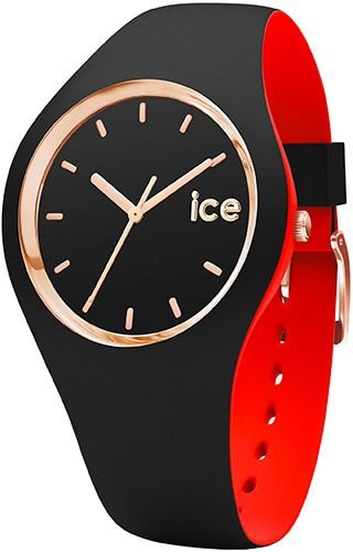Ice Watch - Black Rose-Gold - Unisex 007