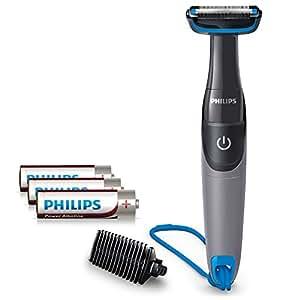 Philips BG1025/15 Showerproof Body Groomer for Men