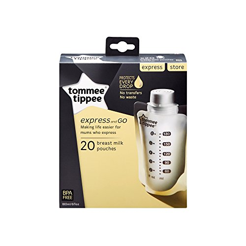 Tommee Tippee Express and Go Pouches x 20