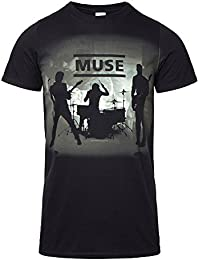 Official Muse Silhouette T Shirt (Black)