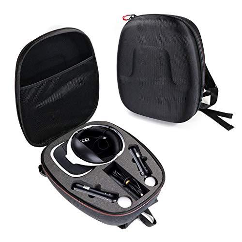 Kopfhörer-Lautsprecher-Zubehör,TwoCC Tragen Tasche tragbar schwer Lagerung Fall Abdeckung für Sony PlayStation VR PS4 PSVR -