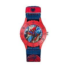 Idea Regalo - Orologio - per bambini - Spiderman - SPD3495