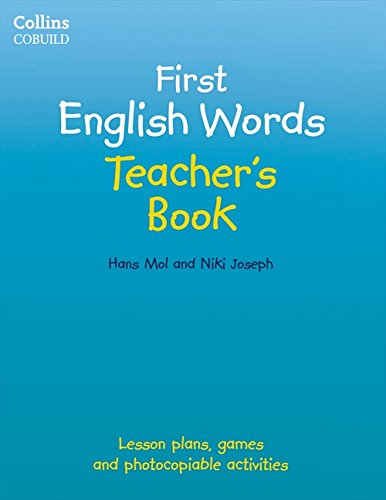 Teacher's Book: Age 3-7 (Collins First English Words)