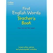 First English Words Teacher's Book