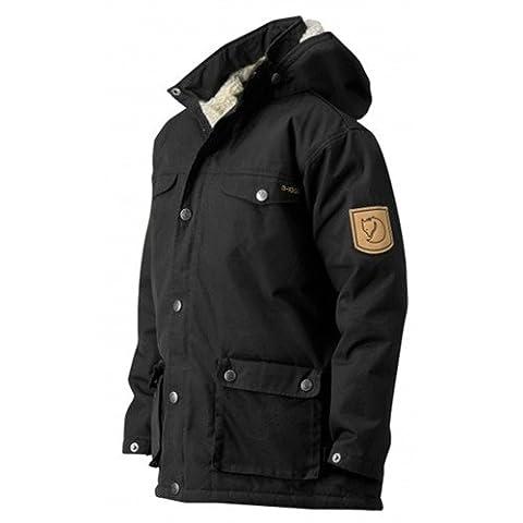 Fjällräven Kid's Greenland Winter Jacket Black,