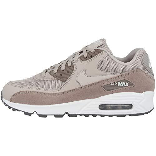 Nike Herren Air Max 90 Essential Leichtathletikschuhe, Mehrfarbig (Moon Particle/White/Sepia Stone/Gunsmoke 000), 40 EU (90 Air Max Männer Schwarz)