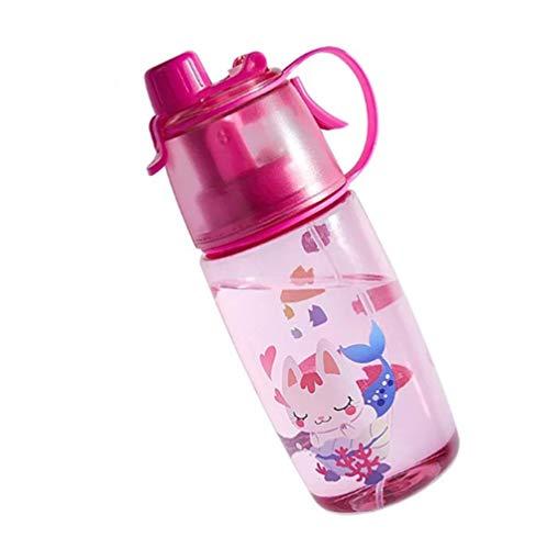 Ruhiger Garten (JINRU Sommer Kinderfest Wasserlauf Tasche Reisen Wasser Jugendlichen Garten Baby Brüste Wasser Ruhigen Winter Becher)