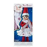 The Elf on the Shelf Ccsnowsksc Snowflake Skirt & Scarf