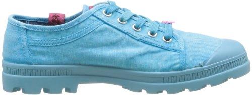 Le Temps des Cerises Luna, Baskets mode femme Bleu (Turquoise)