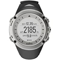 "Multifunktionsuhr mit GPS Funktion Armbanduhr ""Ambit"" silver - Höhenmesser Kompass Barometer"