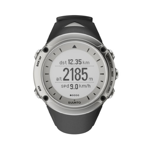 Suunto Digital Silver Dial Unisex Watch - SS018372000 image