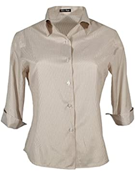 Miss Pepa - Blusa Cristel - Color Beige