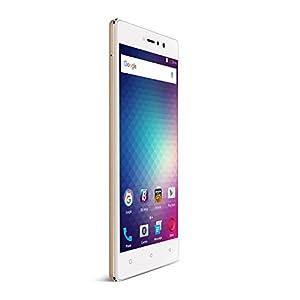 BLU VIVO 5R 4G LTE SIM-Free Smartphone (32 GB and 3 GB RAM) - Gold