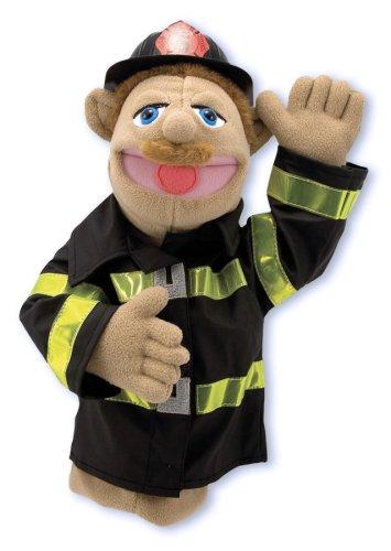 Melissa & Doug - 12552 - Feuerwehrmann-Puppe