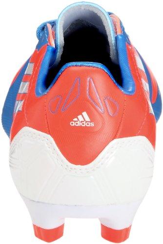 adidas F30 Trx Fg J, Chaussures de football mixte enfant Rouge (V21354)