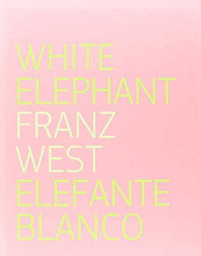 Elefante Blanco. White Elephant por Franz West