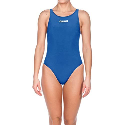 arena Damen Powerskin St Classic Suit Badeanzug, königsblau, 34