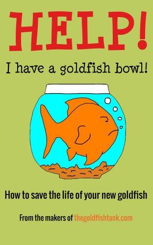 Help! I have a goldfish bowl! (English Edition)
