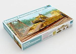 Trumpeter 01508 - Vagón blindado alemán a Escala