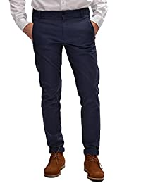 Pantalon Chino Marino Antonio L34 de Selected