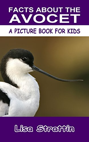 Facts About The Avocet (A Picture Book For Kids 136) (English Edition)
