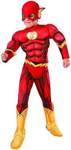 Rubie's Flash-Deluxe Kostüm für ()