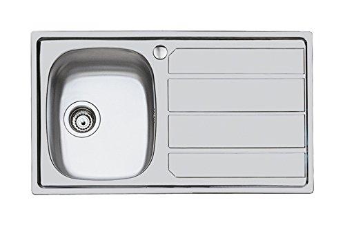 foster-s1000-lavello-metallo-spazzolato-86x50x17-cm