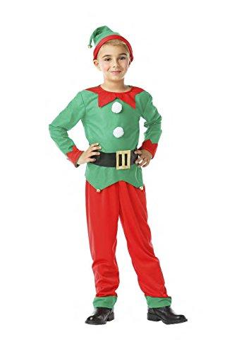 Imagen de disfraz elfo talla 3 4 años tamaño infantil