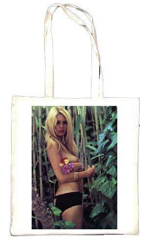 Brigitte Bardot-Sac à langer-Fleurs