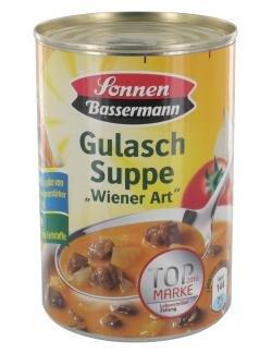 Sonnen Bassermann Gulaschsuppe 400ml